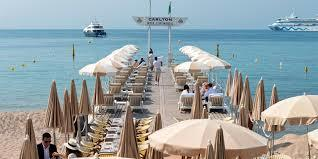 Carlton Beach, Cannes