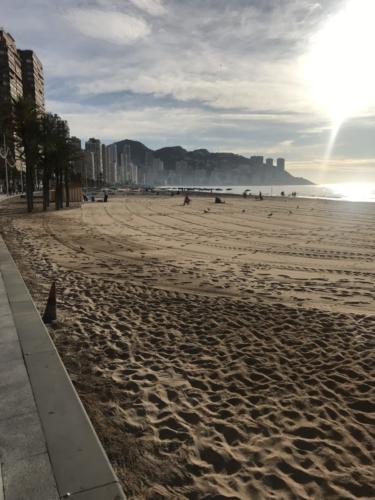 Golden Sandy Beaches